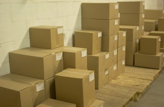 Many wholesale establishments stock their inventory in warehouses.