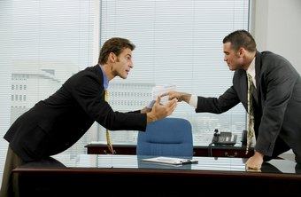 Workplace conflict resolution requires third-party mediation.