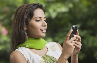 Mobile apps make it easy to augment a smart phone with new features.