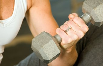 Fear not -- lifting weights won't make your arms big and bulky.