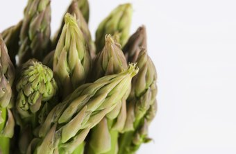 Asparagus can be cooked as a fat-free dish.
