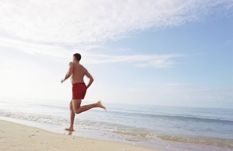Forefoot running strengthens the calves and reduces impact on your knees.