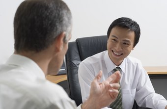 Getting the interviewer to speak comfortably is a sign that you're making a great impression.