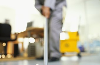You can deliver cleaning services directly or through an agency.