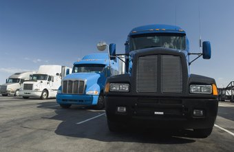 Selling heavy trucks requires a high level of product knowledge.