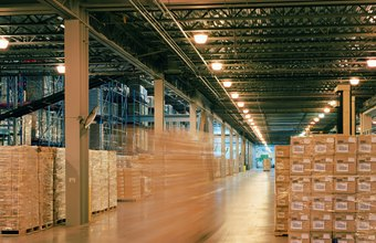 Keeping warehouses fully stocked is often up to logistics agents.