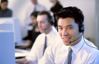 Outbound telemarketing agents aim to sell products or services by phone.