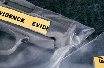 Discretion in handling physical evidence is part of the stress of a crime scene investigation.