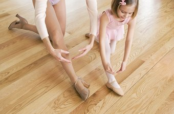 Some choreographers start studios specifically geared toward child dancers.