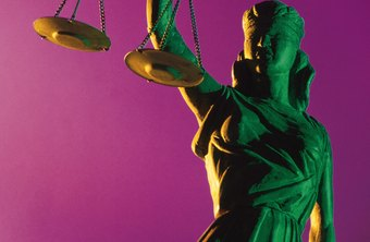 Federal lawyers balance the scales of justice for the U.S. government.