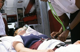 Emergency medical technicians advance by upgrading their certification level.