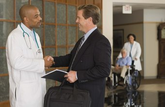 Be respectful of a doctor's schedule when making marketing presentations.