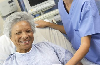 LPNs provide basic daily care for hospital patients.