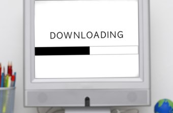 An incomplete download differs from a stuck download, which is more conspicuous.