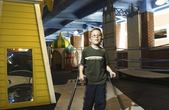 Pediatric occupational therapists help children overcome their physical challenges.