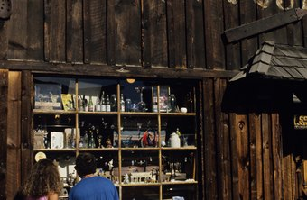 Talk a trip back in time by visiting a country store.