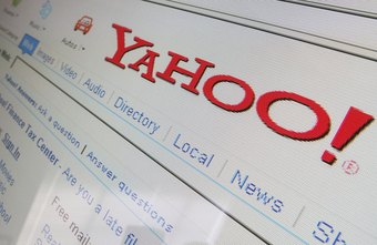 A few taps within the Mail app removes Yahoo email from your iPad.