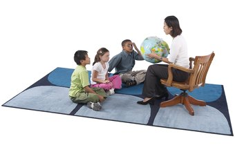 Inclusion aides help kids to feel comfortable while learning.