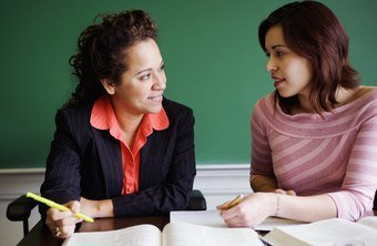 Teachers with a master's can mentor new teachers in classroom management.