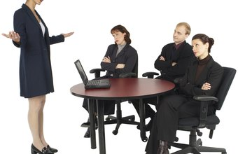 Unique presentations during job interviews make you stand out to employers.