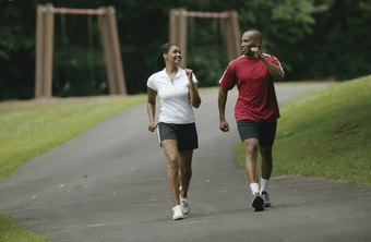 Walk before you run to prepare your body for exercise.
