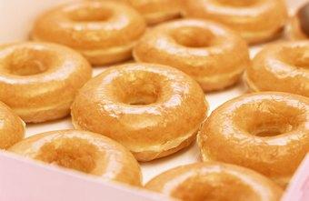 Organizational structure of krispy kreme doughnuts
