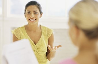 During your interview, when asked a direct question, give a simple answer.