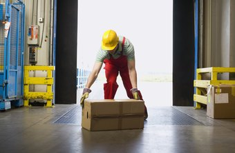 Shipping managers ensure timely and accurate movement of products.