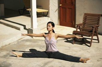 Upavistha Konasana is an effective stretch for the deep inner thigh and groin muscles.