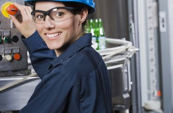 Quaulity assurance managers train employees to improve efficiency on the production line.