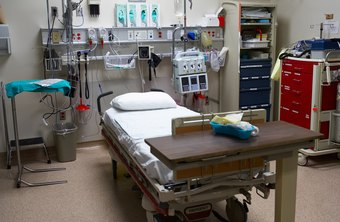 Hospitals and doctors both have to be persuaded by medical equipment suppliers.