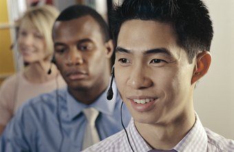 Call center wages are usually low and the work can be tedious.