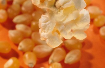 Popcorn contains 4 grams of fiber in every 1-ounce serving.