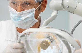 Military dentists can choose from numerous specialties, such as orthodontics or oral surgery.