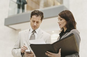 A good personal assistant can quickly bring her boss up-to-date.
