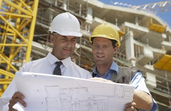 Construction superintendents often work closely with other professionals, such as architects and engineers.