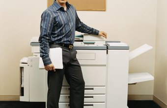 Copier technicians must be skilled enough to maintain computer-driven copiers