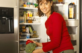 Don't just look to the gym for weight loss; look also to the refrigerator.