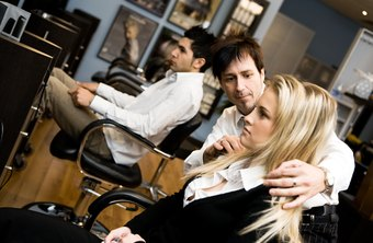 Salons are classified as personal care businesses.