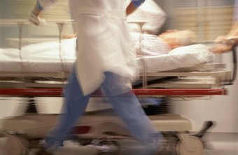 Transporters move patients from one place to another within a hospital.