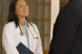 Some health degrees lead to careers in administration.