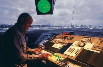 Although no degree is required, air traffic control is a high-pressure job.