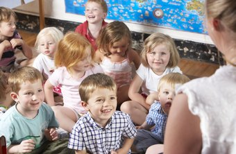 Each state sets its own requirements for day care centers.