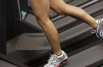 A treadmill can help you tone and define your thighs.