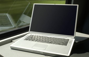 Business laptops let you work on the go.