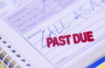 Customers with outstanding credit histories can become insolvent.