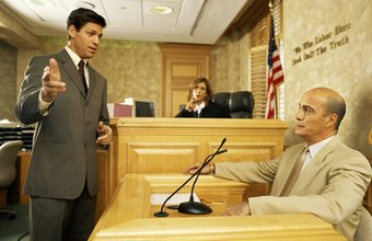 Forensic psychologists often act as expert witnessses in court cases.