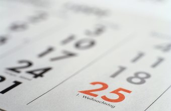 Give your semimonthly employees an annual payroll calendar.