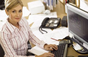 Maintain Good Posture To Bolster Your Typing Speed.  Administrative Assistant