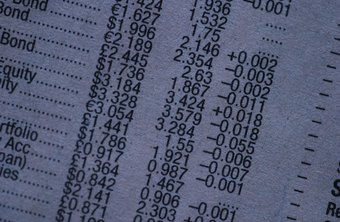 Spreadsheets help business owners track sales trends.